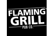 Flaming Grill Bay Horse
